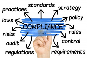 Compliance words